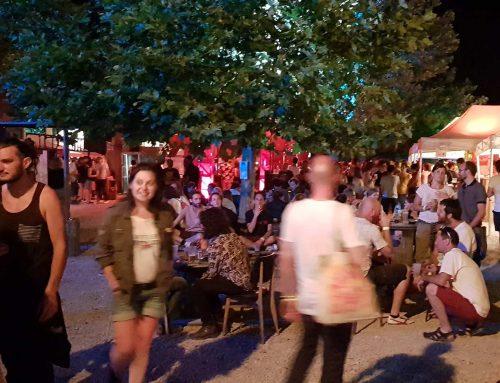 Sécurisation du festival La ferme électrique